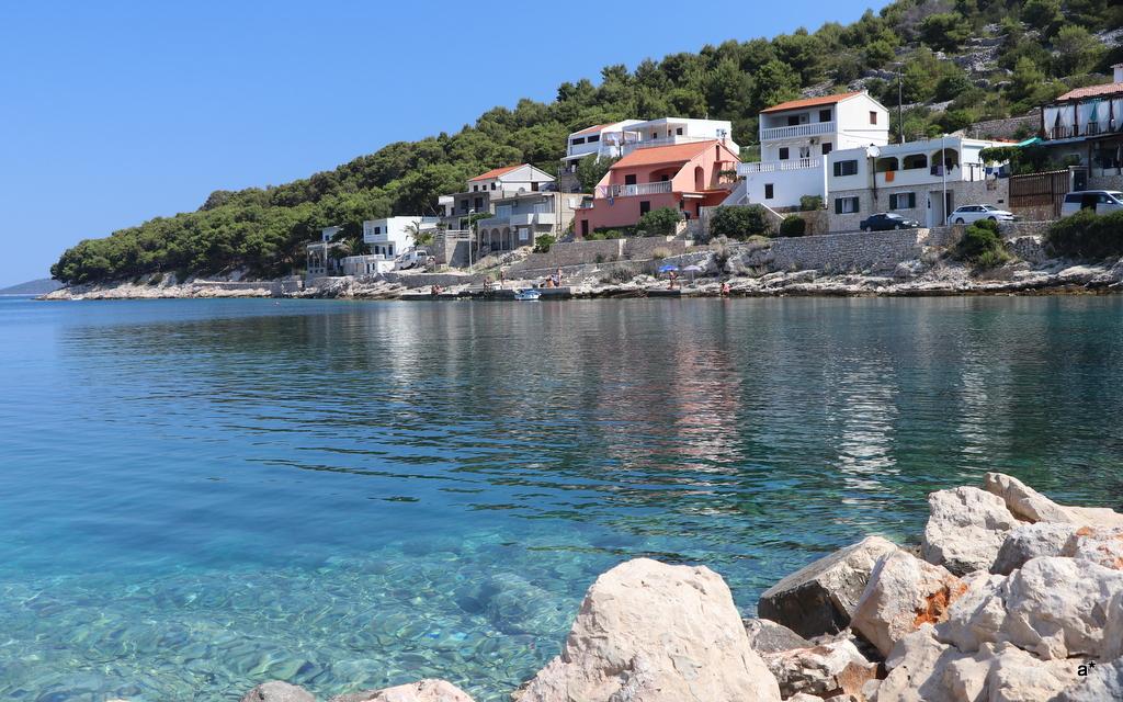 Apartmani na otoku Žirju
