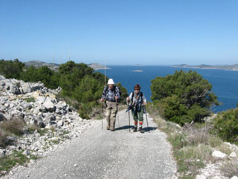 Šetnja po otoku