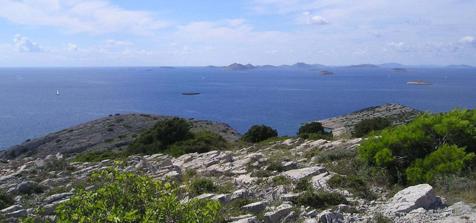 Slika otok Žirja