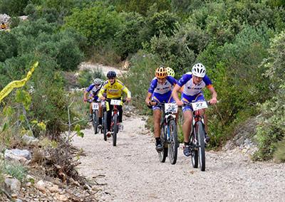 Vožnja biciklima na otok Žirju